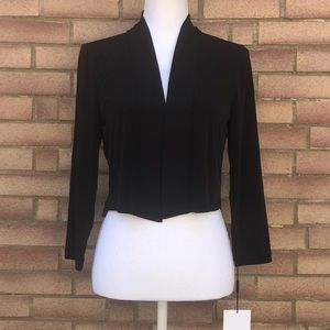 Calvin Klein black Cardigan New with tags M